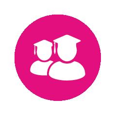 Icoon - Student / Scholieren