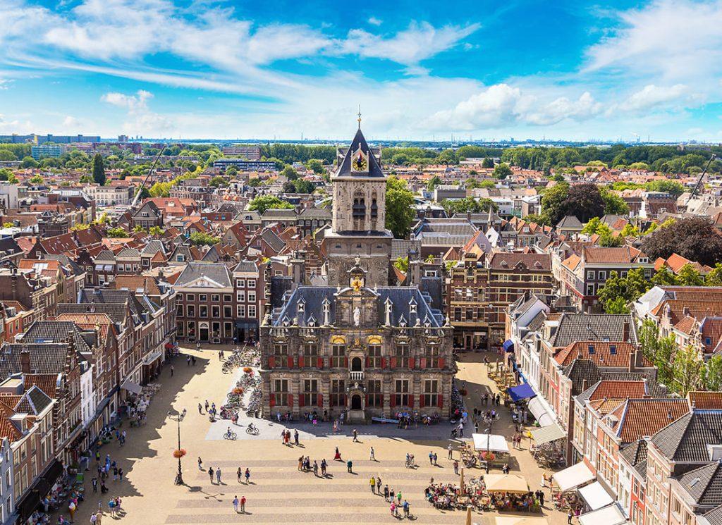 Horeca vacatures in Delft